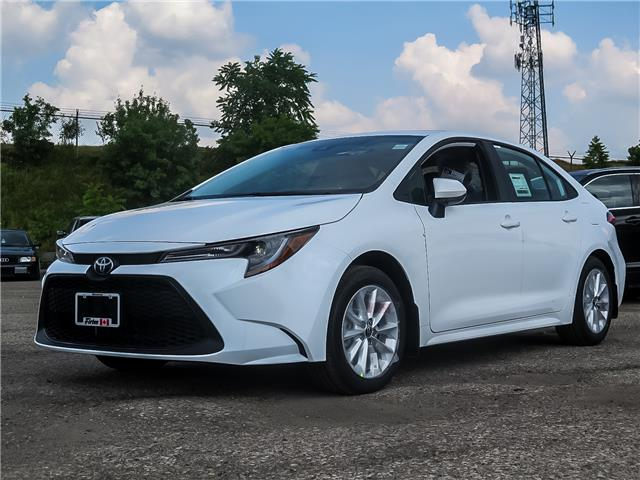 2020 Toyota Corolla LE (Stk: 02091) in Waterloo - Image 1 of 20