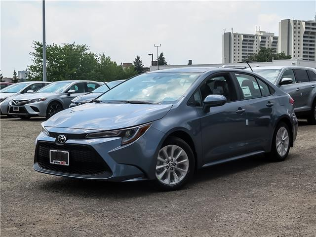 2020 Toyota Corolla LE (Stk: 02096) in Waterloo - Image 1 of 19