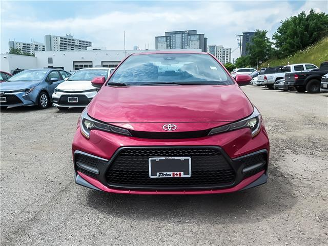 2020 Toyota Corolla XSE (Stk: 02101) in Waterloo - Image 2 of 19