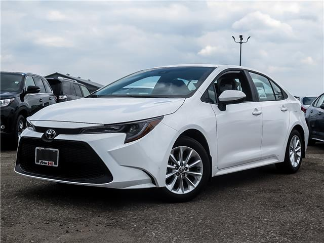 2020 Toyota Corolla LE (Stk: 02100) in Waterloo - Image 1 of 19