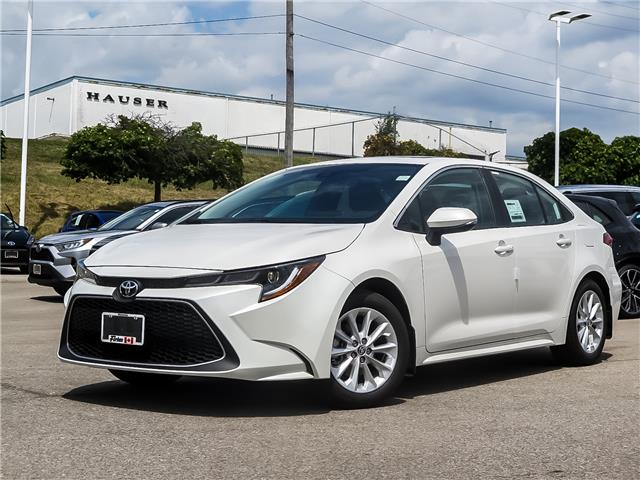 2020 Toyota Corolla XLE (Stk: 02108) in Waterloo - Image 1 of 21