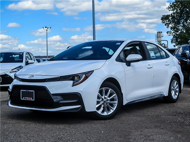 2020 Toyota Corolla SE (Stk: 02127) in Waterloo - Image 1 of 19
