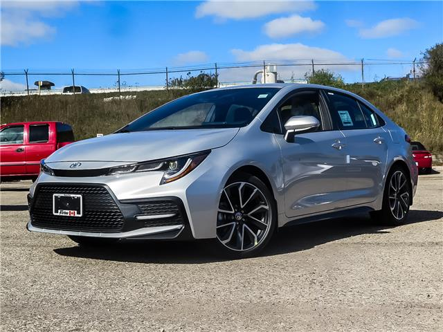 2020 Toyota Corolla XSE (Stk: 02162) in Waterloo - Image 1 of 21