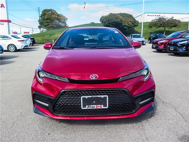 2020 Toyota Corolla SE (Stk: 02161) in Waterloo - Image 2 of 21