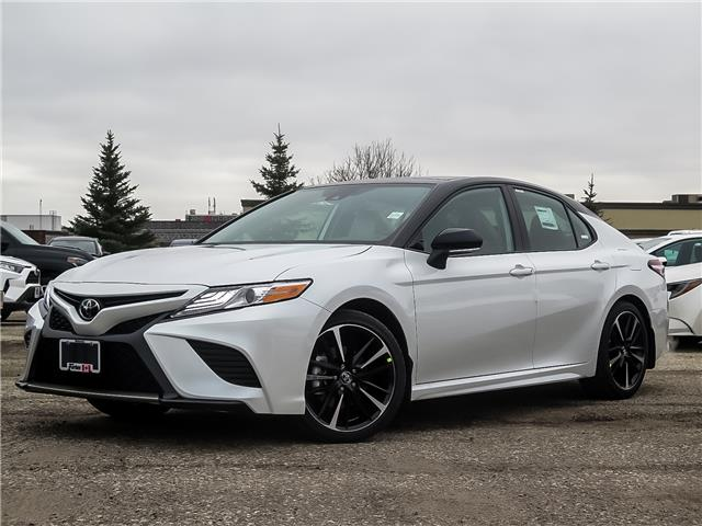 2020 Toyota Camry XSE V6 (Stk: 03007) in Waterloo - Image 1 of 19