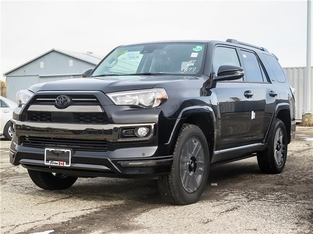 2020 Toyota 4Runner Base (Stk: 05092) in Waterloo - Image 1 of 18