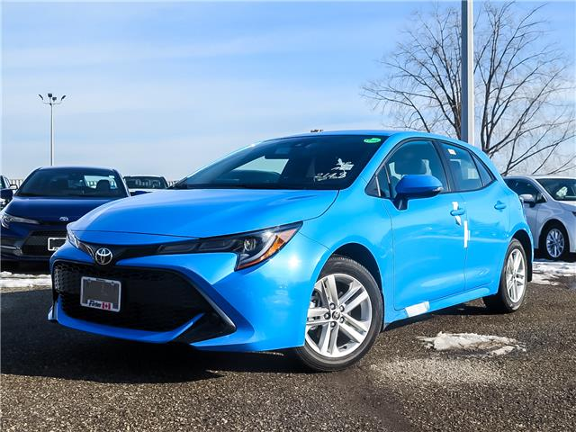 2020 Toyota Corolla Hatchback Base (Stk: 02178) in Waterloo - Image 1 of 16
