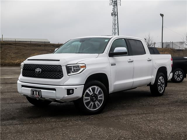 2020 Toyota Tundra Platinum (Stk: 05109) in Waterloo - Image 1 of 19