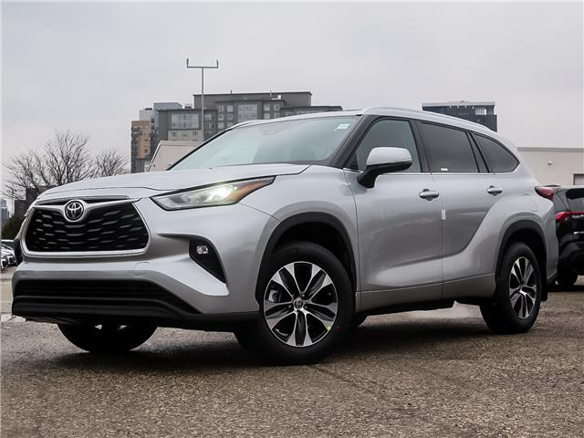 2020 Toyota Highlander XLE (Stk: 05117) in Waterloo - Image 1 of 20