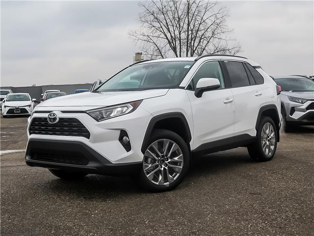 2020 Toyota RAV4 XLE (Stk: 05118) in Waterloo - Image 1 of 18