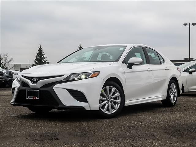 2020 Toyota Camry SE (Stk: 03012) in Waterloo - Image 1 of 18