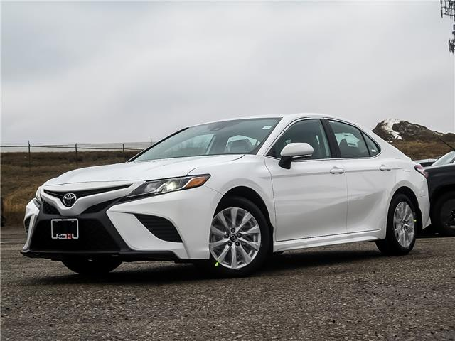 2020 Toyota Camry SE (Stk: 03013) in Waterloo - Image 1 of 19