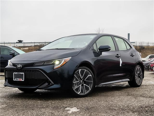 2020 Toyota Corolla Hatchback Base (Stk: 02184) in Waterloo - Image 1 of 18