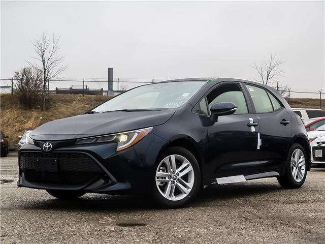 2020 Toyota Corolla Hatchback Base (Stk: 02183) in Waterloo - Image 1 of 18