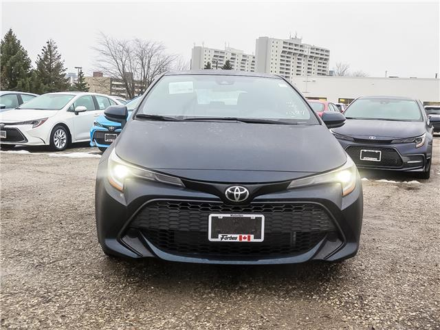 2020 Toyota Corolla Hatchback Base (Stk: 02186) in Waterloo - Image 2 of 17