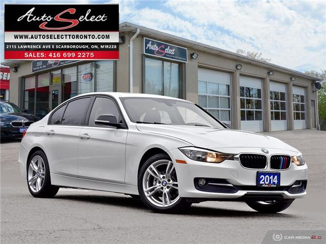 2014 BMW 320i xDrive (Stk: 1X4R767) in Scarborough - Image 1 of 28