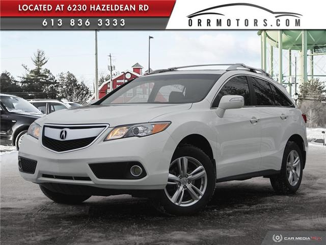 2014 Acura RDX Base (Stk: 6005) in Stittsville - Image 1 of 27