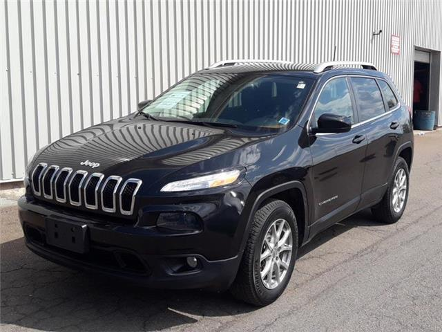 2016 Jeep Cherokee North (Stk: X4752A) in Charlottetown - Image 1 of 1