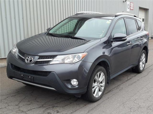 2015 Toyota RAV4 Limited (Stk: X4821A) in Charlottetown - Image 1 of 1