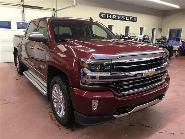 2018 Chevrolet Silverado 1500 High Country 3GCUKTEJXJG595127 T20-44A in Nipawin