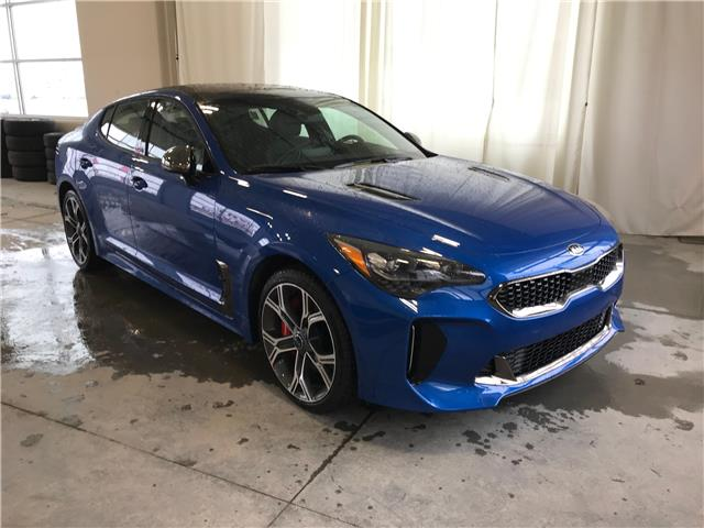 2020 Kia Stinger GT Limited w/Red Interior (Stk: S20203) in Stratford - Image 1 of 15
