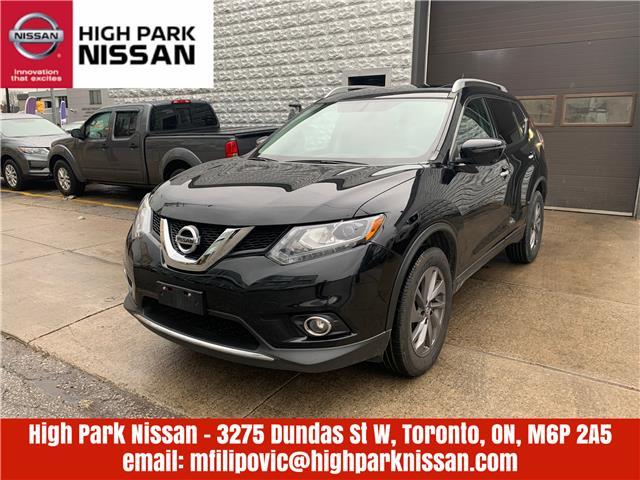 2016 Nissan Rogue SL Premium (Stk: U1761) in Toronto - Image 1 of 20