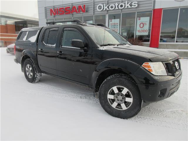 2011 Nissan Frontier PRO-4X (Stk: 10085) in Okotoks - Image 1 of 24