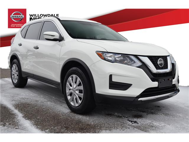 2018 Nissan Rogue S (Stk: N271A) in Thornhill - Image 1 of 25
