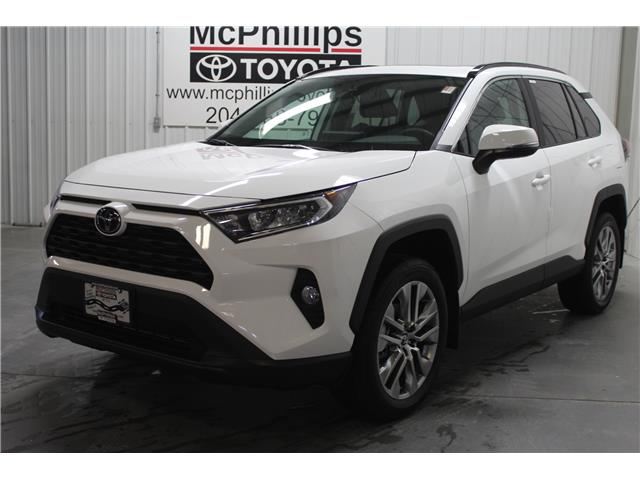 2020 Toyota RAV4 XLE (Stk: C083619) in Winnipeg - Image 1 of 25