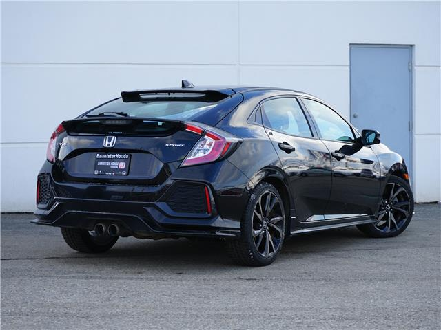 2017 Honda Civic Sport (Stk: 19-219A) in Vernon - Image 2 of 16