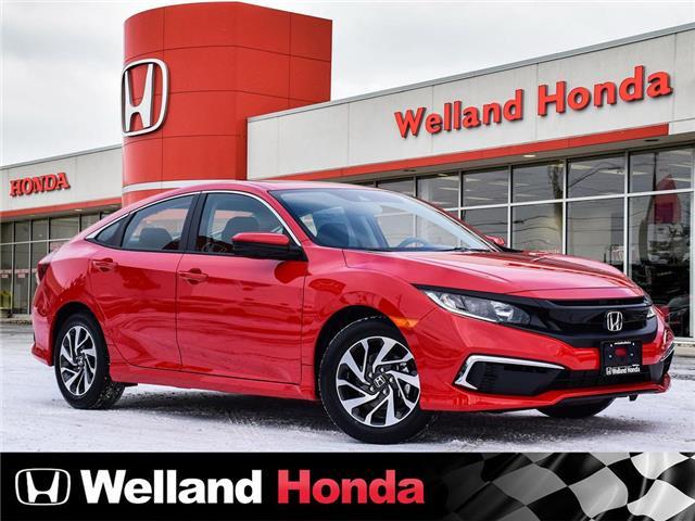 2020 Honda Civic EX (Stk: N20100) in Welland - Image 1 of 25