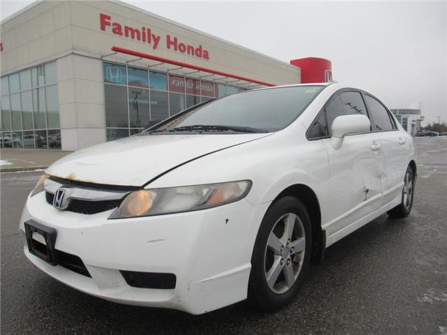 2009 Honda Civic 4dr Auto Sport   SUNROOF/MOONROOF   Priced to sell (Stk: 103291T) in Brampton - Image 1 of 9