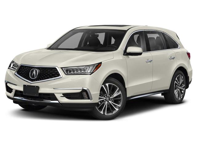 2020 Acura MDX Tech Plus (Stk: 20MD2620) in Red Deer - Image 1 of 9