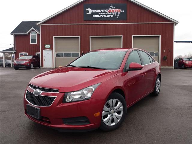 2014 Chevrolet Cruze 1LT (Stk: 21496) in Dunnville - Image 1 of 26