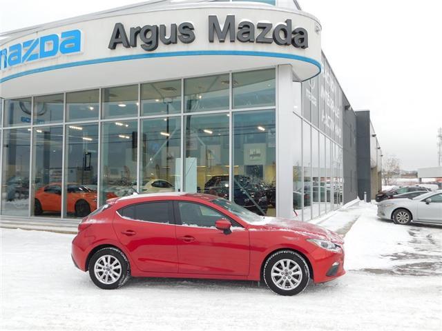 2016 Mazda Mazda3 Sport GS (Stk: A2127A) in Gatineau - Image 1 of 17