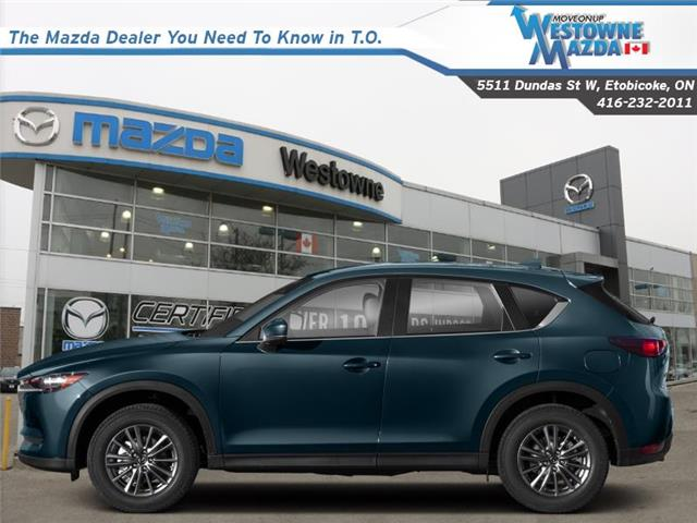2020 Mazda CX-5 GS (Stk: 16017) in Etobicoke - Image 1 of 1