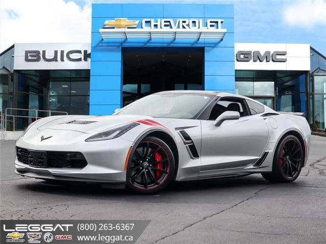 2017 Chevrolet Corvette Grand Sport (Stk: 5883T) in Burlington - Image 1 of 24
