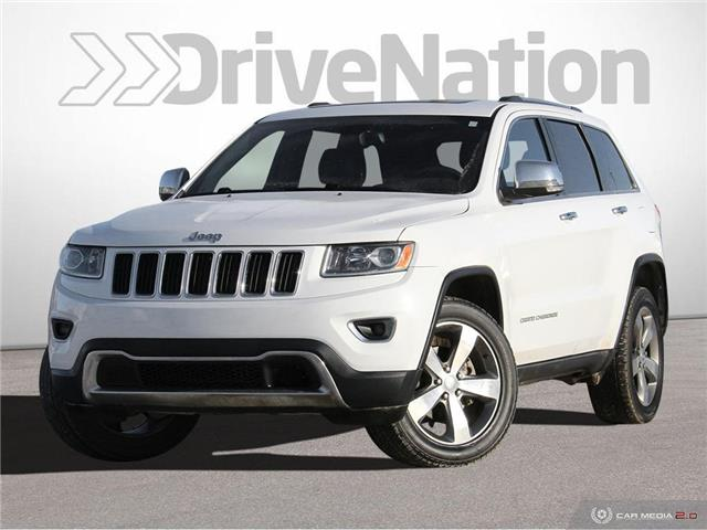 2016 Jeep Grand Cherokee Limited (Stk: A3148) in Saskatoon - Image 1 of 27
