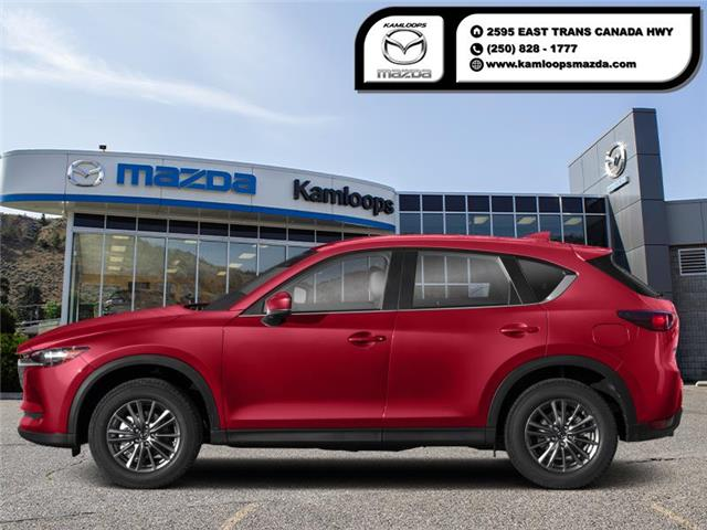 2020 Mazda CX-5 GS AWD (Stk: YL021) in Kamloops - Image 1 of 1