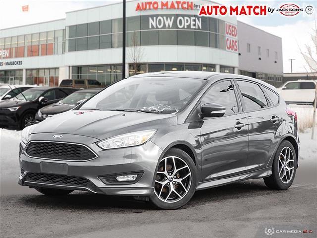 2017 Ford Focus SE 1FADP3K20HL261223 U1223A in Barrie