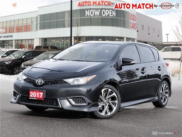2017 Toyota Corolla iM Base JTNKARJE1HJ526336 U6336 in Barrie
