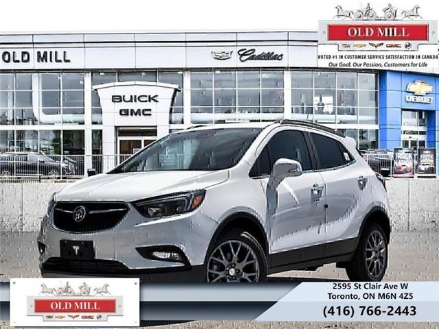 2019 Buick Encore Sport Touring (Stk: KB908883) in Toronto - Image 1 of 19