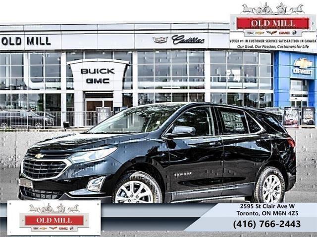 2020 Chevrolet Equinox LT (Stk: L6112657) in Toronto - Image 1 of 25