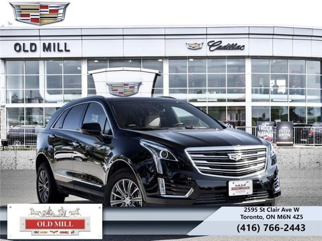 2019 Cadillac XT5 Luxury (Stk: 266837U) in Toronto - Image 1 of 21