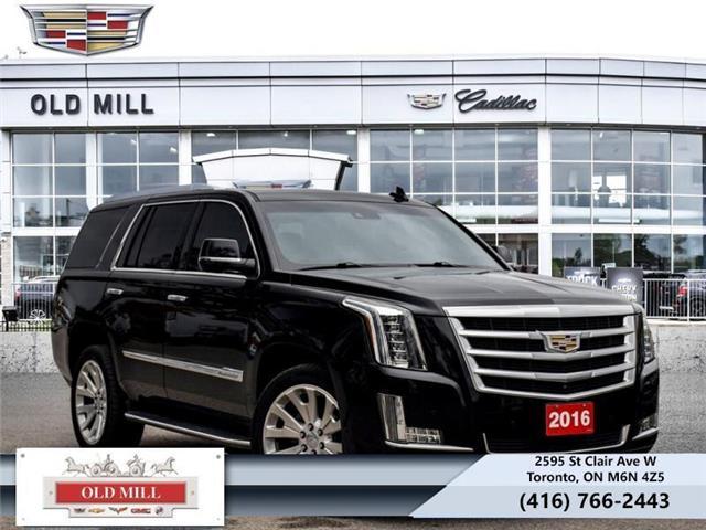 2016 Cadillac Escalade ESV Luxury Collection (Stk: 468579U) in Toronto - Image 1 of 23