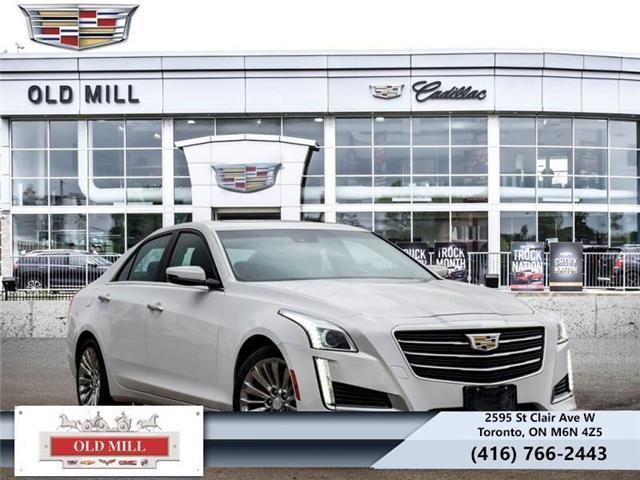 2015 Cadillac CTS 3.6L Luxury (Stk: 132708U) in Toronto - Image 1 of 20