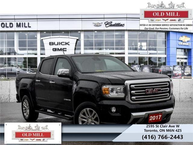 2017 GMC Canyon SLT (Stk: 269011U) in Toronto - Image 1 of 19