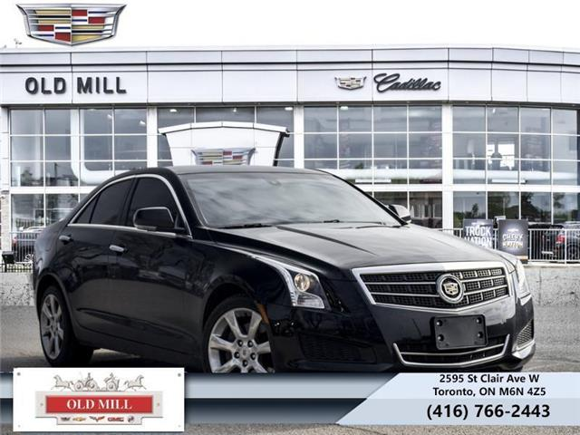 2014 Cadillac ATS 2.0L Turbo Luxury (Stk: 171308U) in Toronto - Image 1 of 20