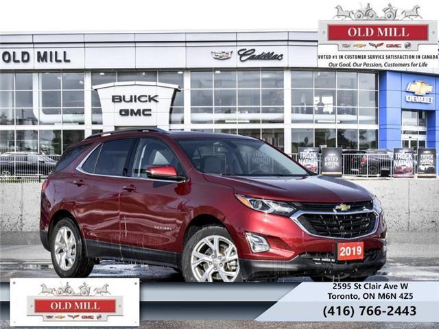 2019 Chevrolet Equinox LT (Stk: 220330U) in Toronto - Image 1 of 23