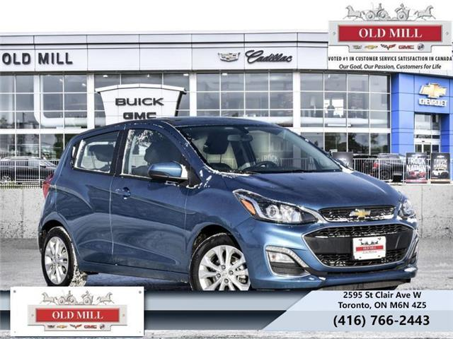 2019 Chevrolet Spark 1LT CVT (Stk: 777575U) in Toronto - Image 1 of 24